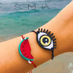 Bracelet oeil par Semha.store